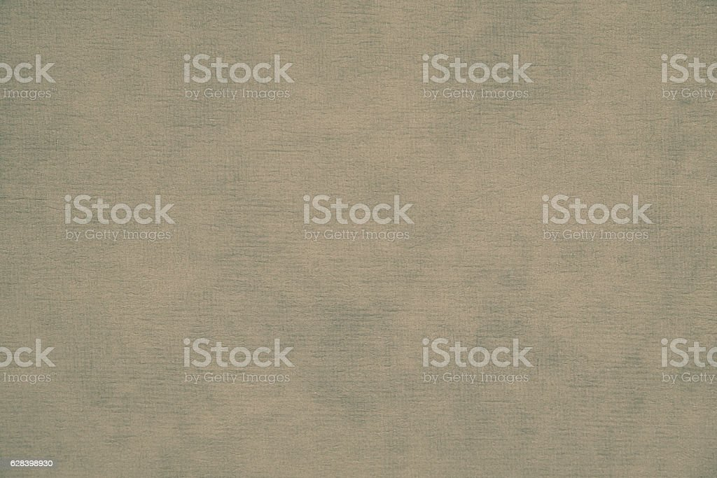Rugged wrinkled green paper background vector art illustration