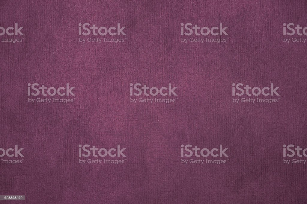 Rugged wrinkled violet purple paper background stock photo