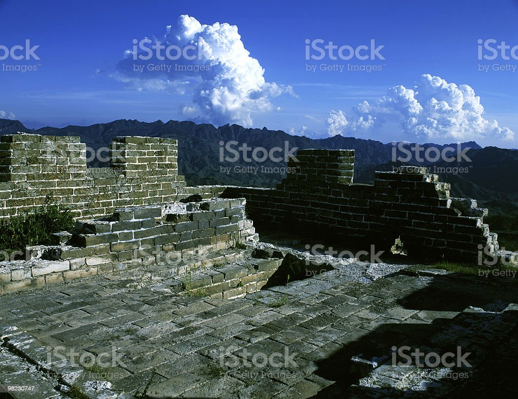 Ruin royalty-free stock photo