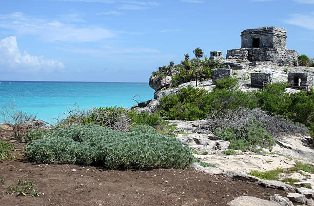ruines mayas à tulum in Mexiko – Foto