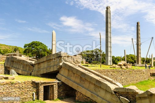 istock Ruins of Aksum (Axum), Ethiopia 462459185
