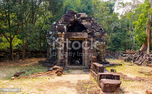 istock ruins of an neglected temple 1060046912