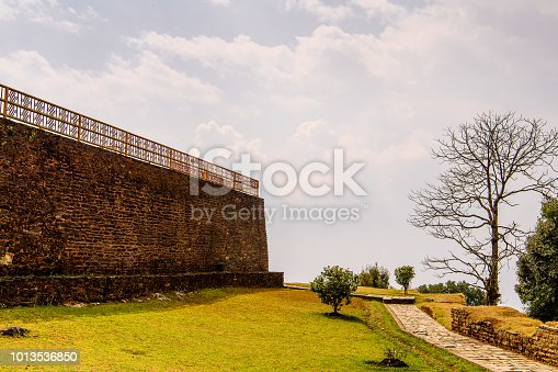 istock Ruins of Royal Palace of Rabdentse, the second capital of the former Kingdom of Sikkim 1013536850