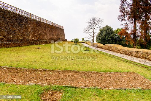 istock Ruins of Royal Palace of Rabdentse, the second capital of the former Kingdom of Sikkim 1013536956