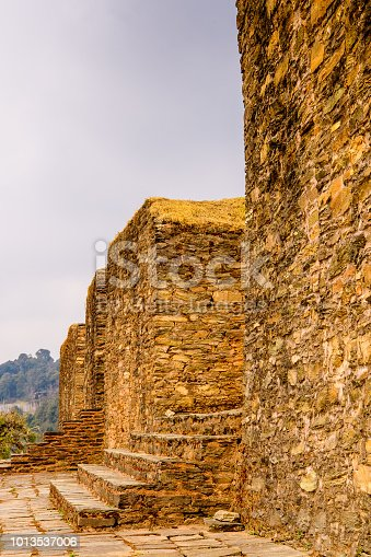istock Ruins of Royal Palace of Rabdentse, the second capital of the former Kingdom of Sikkim 1013537006