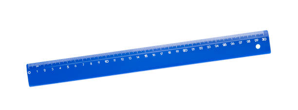 ruler isolated on white - ruler stock photos and pictures