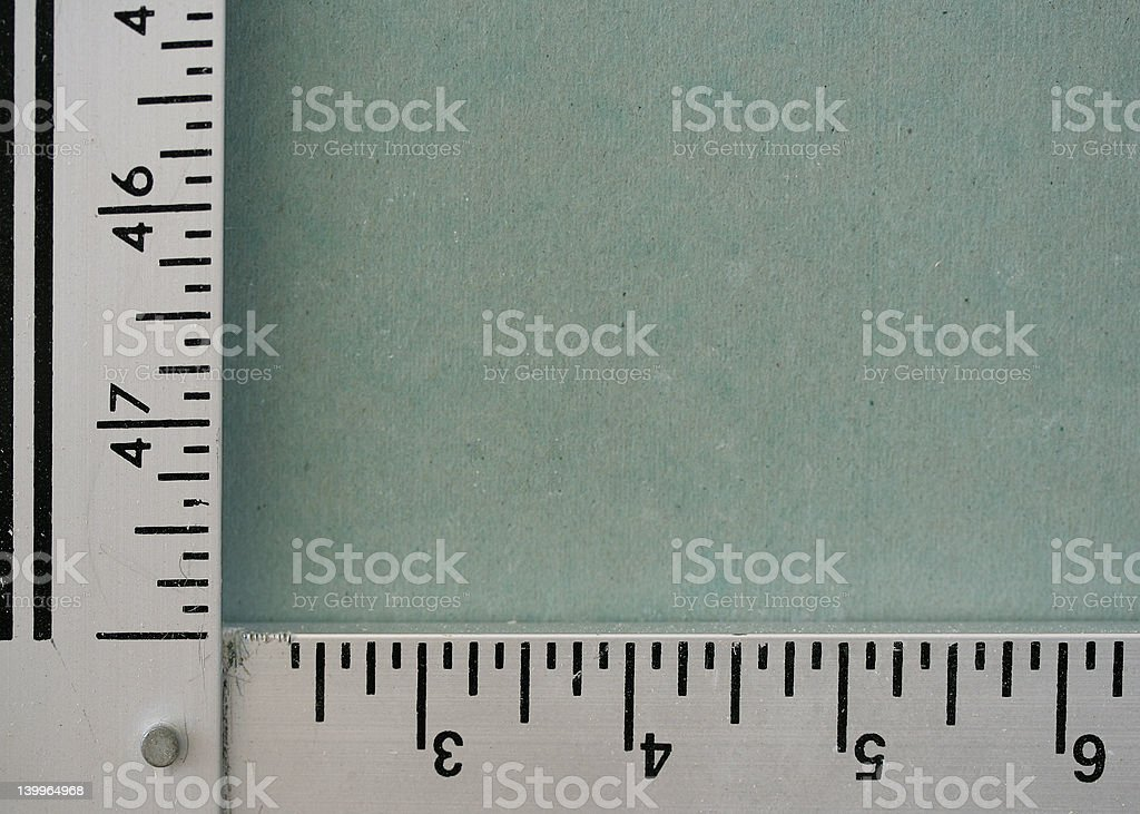 ruler2 royalty-free stock photo