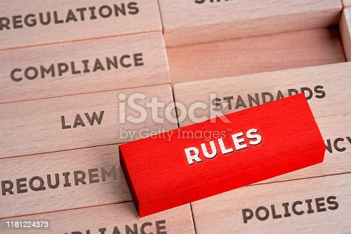 Rules, Law, Standards, Agreement, Contract