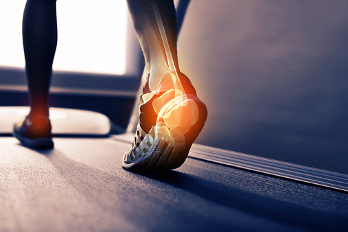 Joint pain stock photos