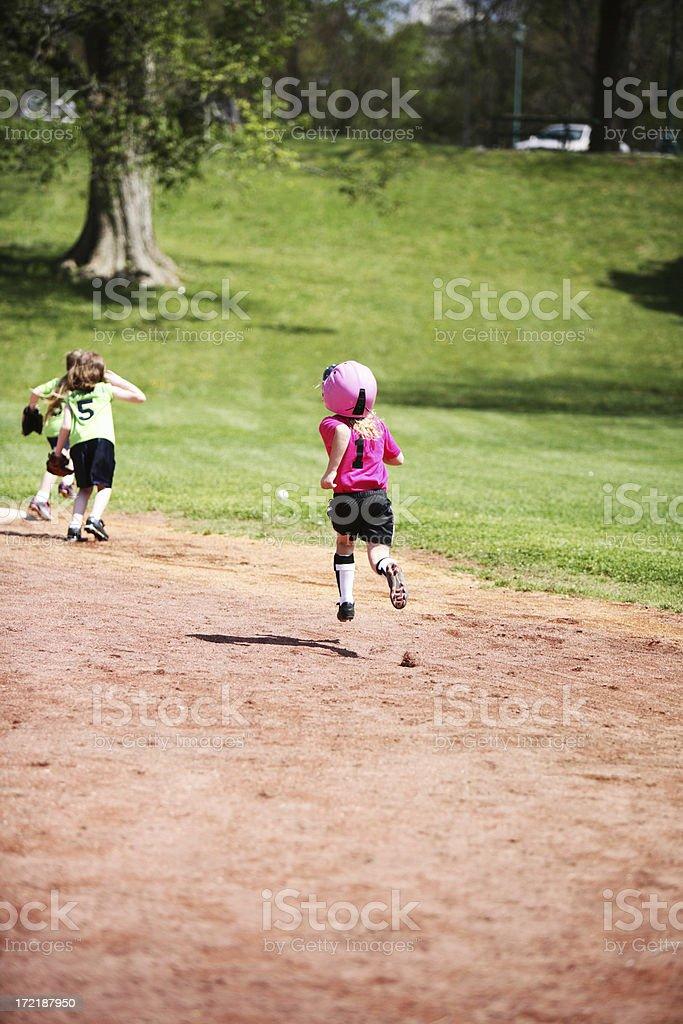 Run! royalty-free stock photo