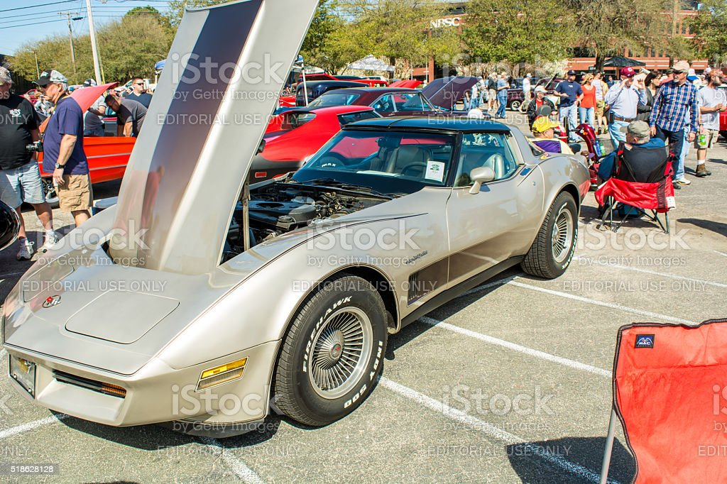 Run To The Sun Car Show Myrtle Beach Sc Stock Photo More - Myrtle beach car show