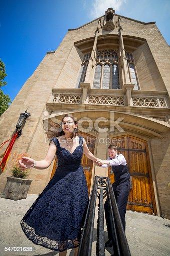 172144035 istock photo Runaway Bride 547021638