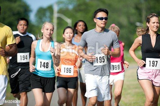 istock Runner 184324059