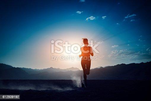 istock Runner 612509192