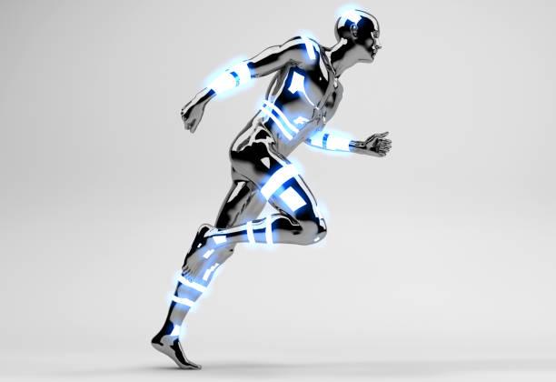 Runner Roboter Athlet – Foto