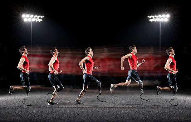 Runner Sequence  sequential series stock pictures, royalty-free photos & images