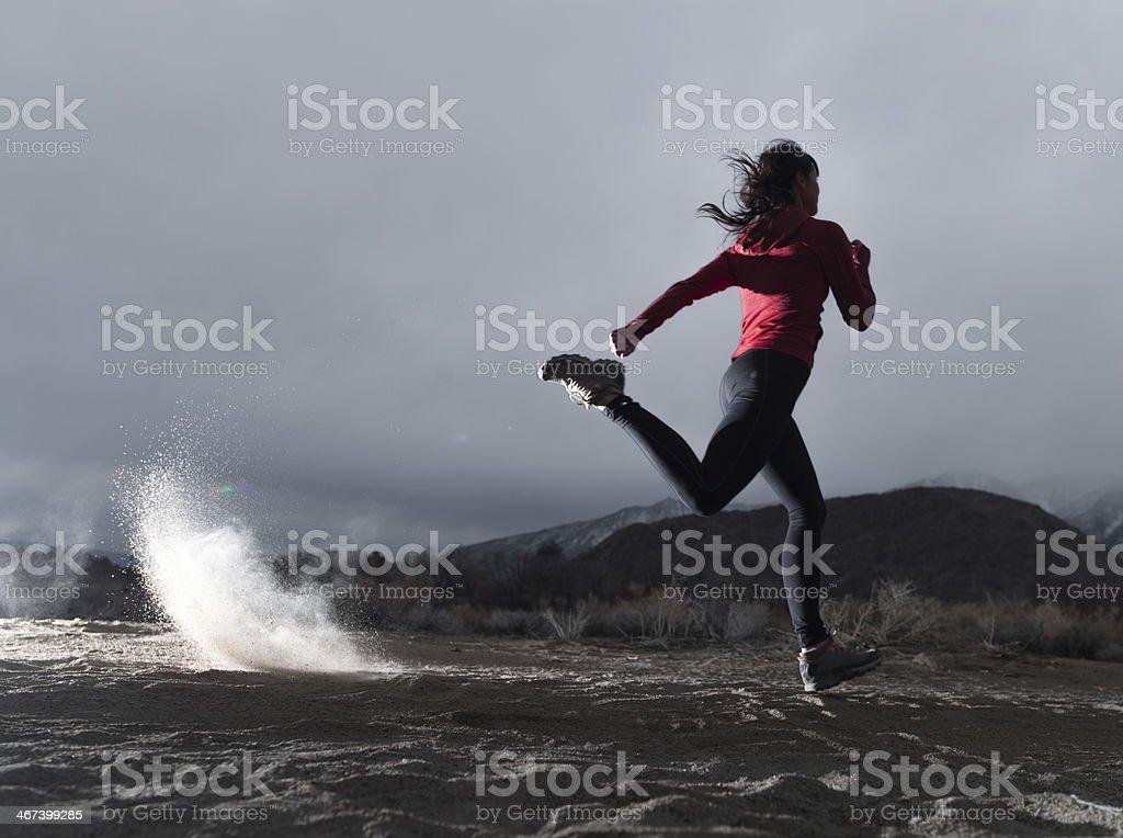 Runner's Roost stock photo
