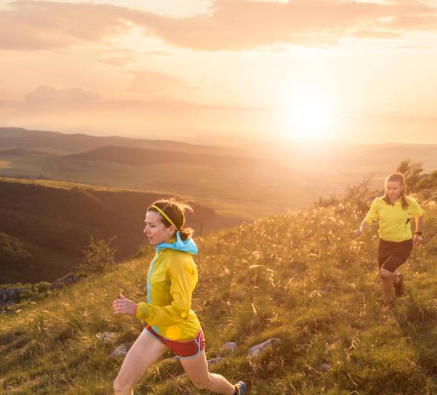 Läufer Ausbildung im Freien – Foto