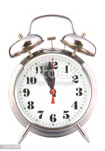 istock Running Clock 157314095