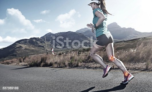 istock Running is cheaper than therapy 537389169