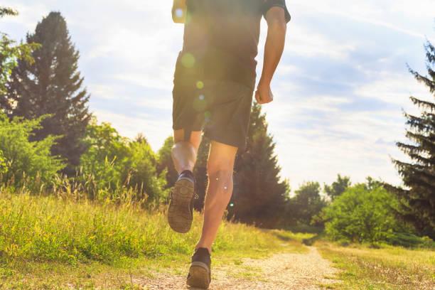 Mann läuft – Foto