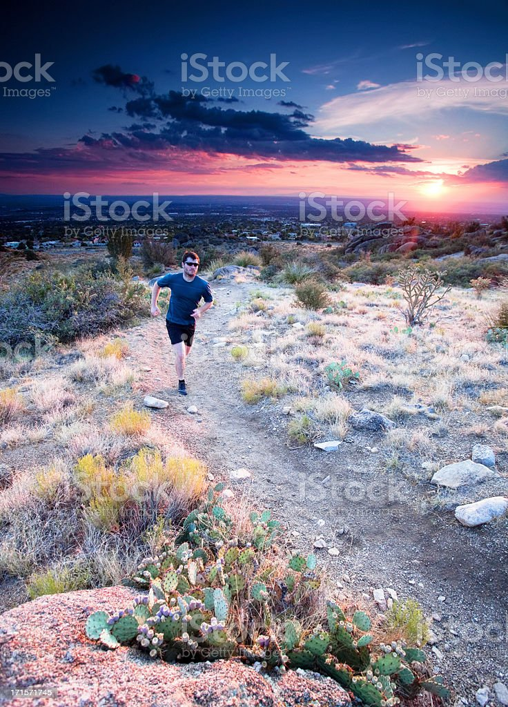 running! royalty-free stock photo
