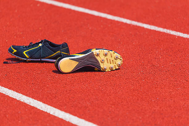 running shoes  for men running shoes  for men, sports background studded stock pictures, royalty-free photos & images