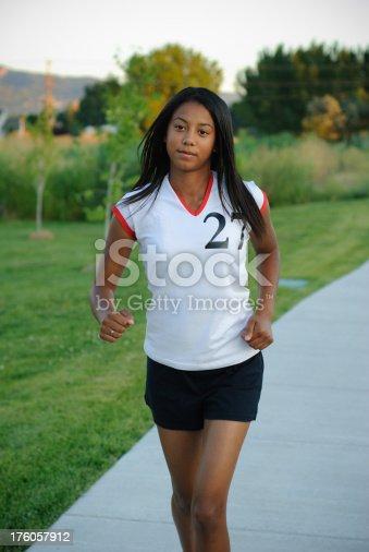 istock Running teen 176057912