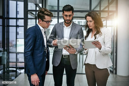 603310486istockphoto Running their company with all the right tools 629359116
