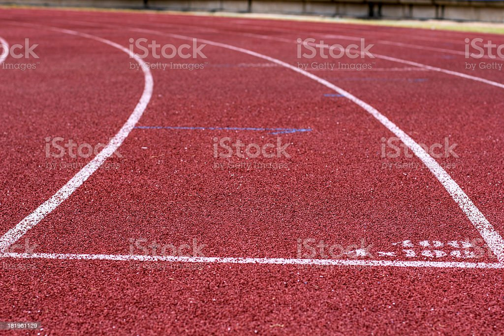running track background royalty-free stock photo