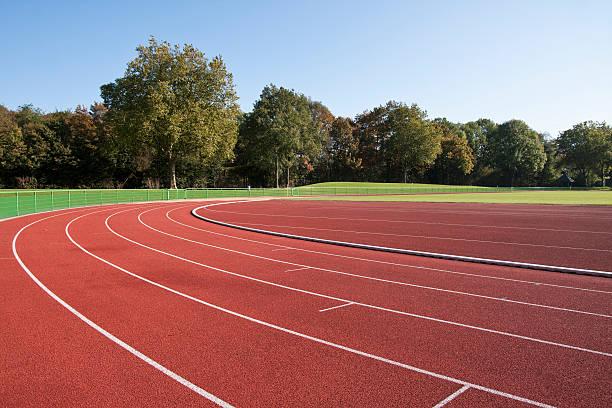 pista de corrida - atletismo - fotografias e filmes do acervo