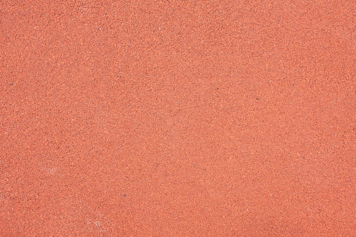 Close-up of Running track Texture