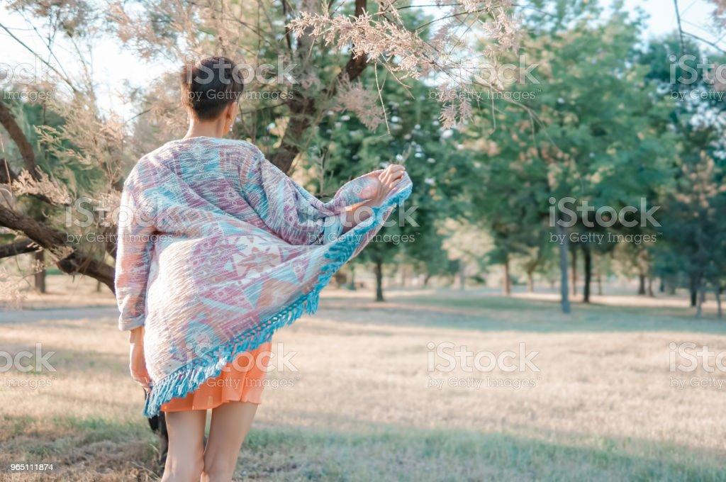Running woman zbiór zdjęć royalty-free