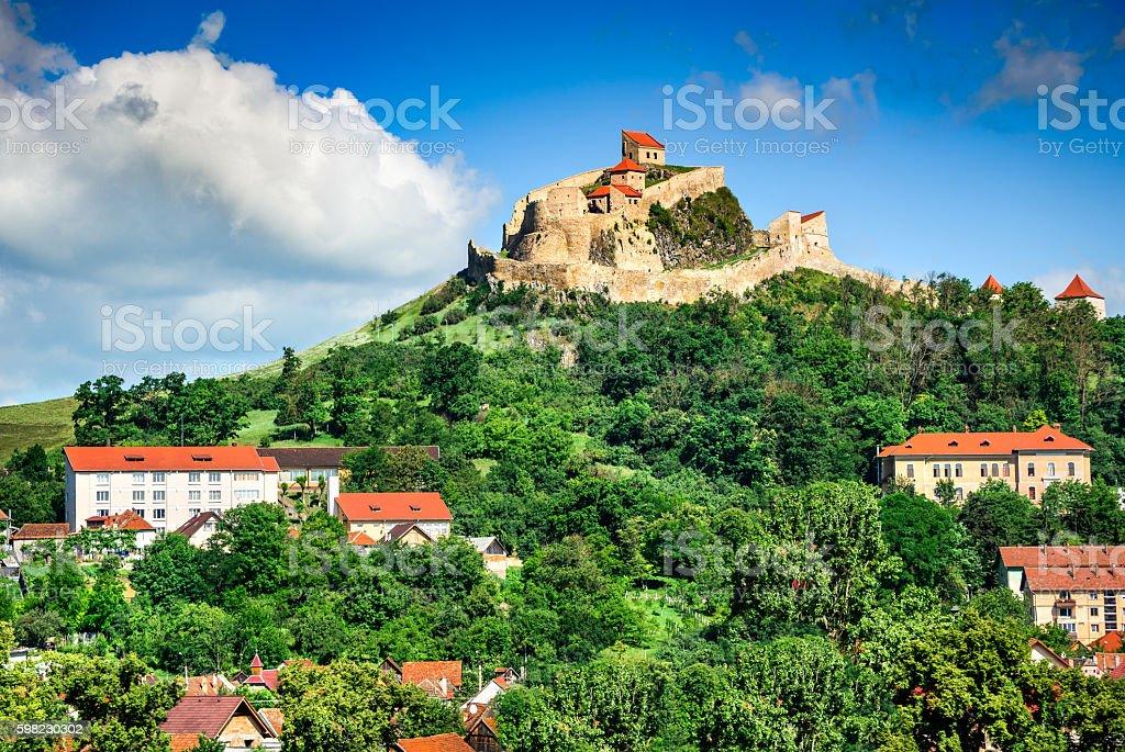 Rupea, Transylvania, Romania stock photo