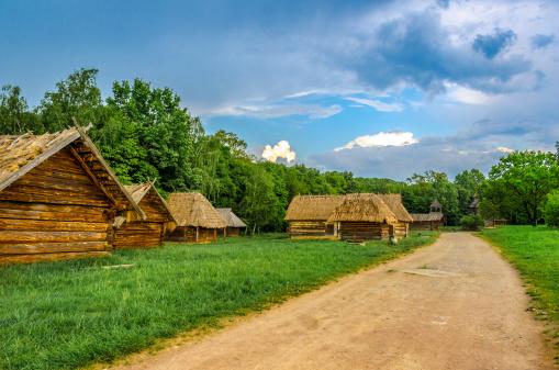 Rural cottage