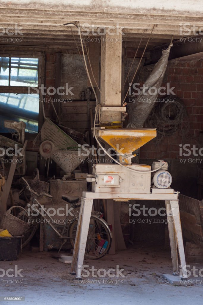 rural farming tools and details in south germany countryside photo libre de droits