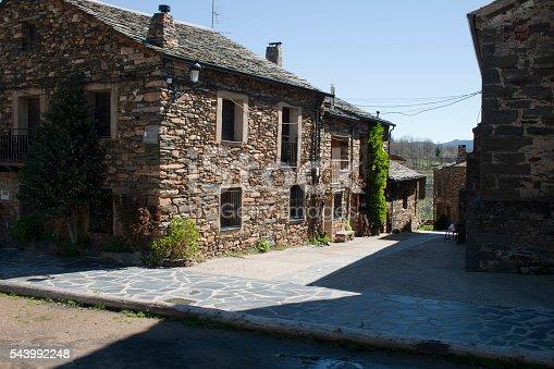 istock Rural scene in Valverde de los arroyos 543992248