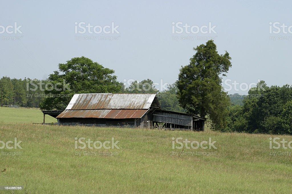 Rural South Carolina 1 royalty-free stock photo