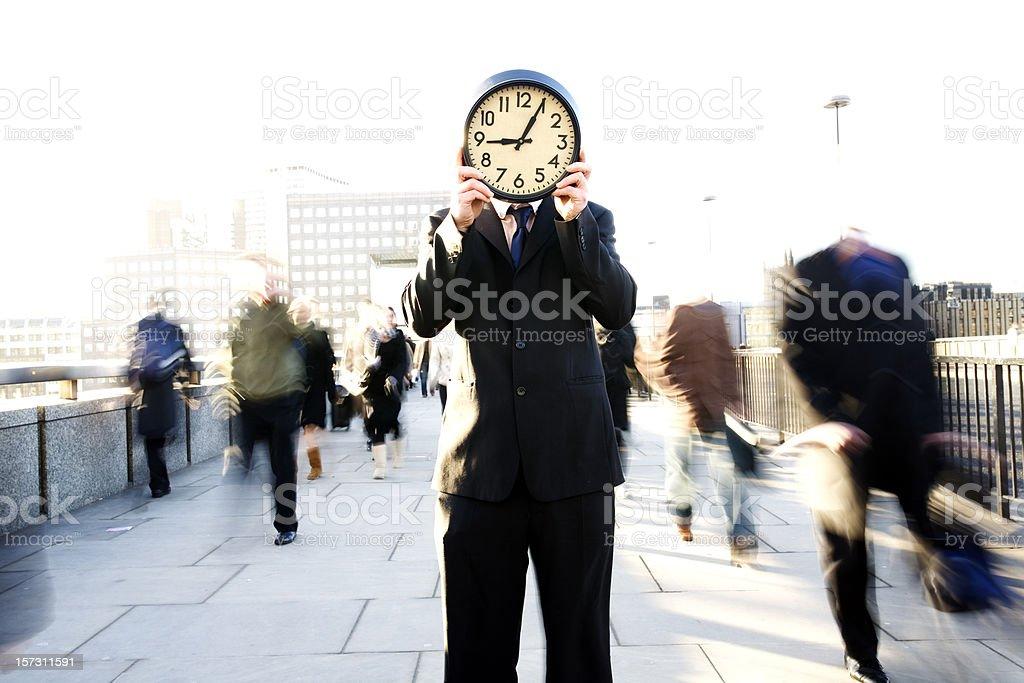 Rush hour Uhr – Foto