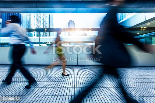 istock rush hour passengers at walkway 519898160
