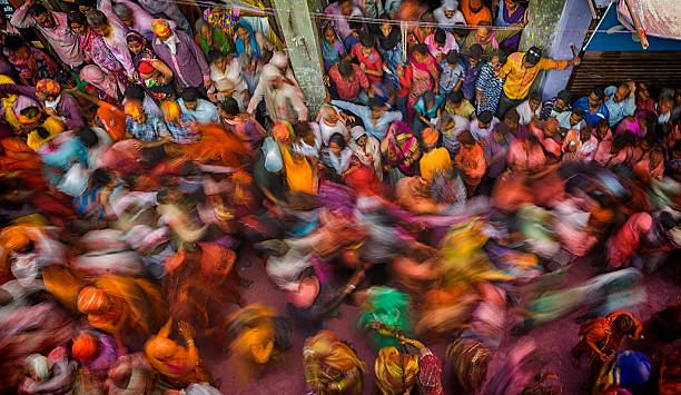 rush hour - india stock pictures, royalty-free photos & images