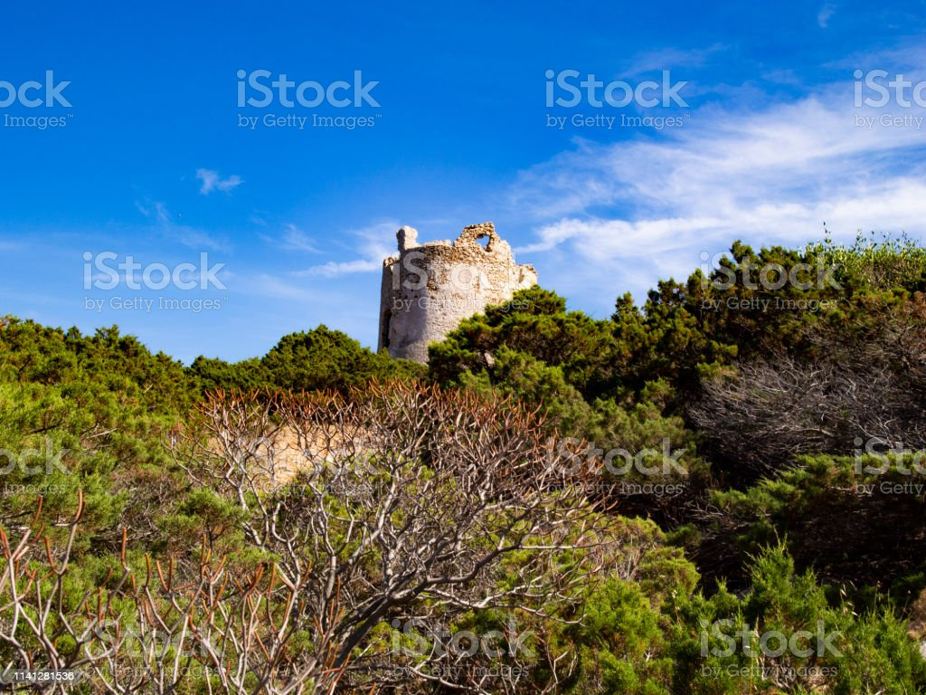 Torre del Buru-Bulo - foto stock