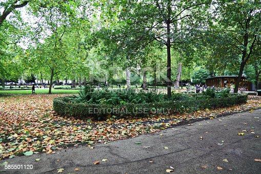 istock Russel Square,London 585501120