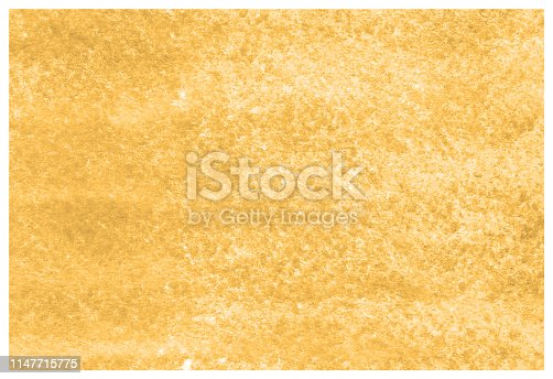 istock Russet Orange grunge aquarelle painted paper textured canvas for vintage design, invitation card, template. 1147715775