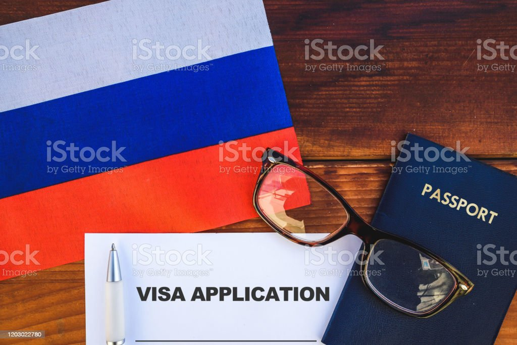 Russia Visa Application Stock Photo Download Image Now Istock