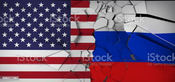 Russia vs united states of america concept flags picture id936322960?b=1&k=6&m=936322960&s=612x612&h=guwqr pt wwxx kauu4xdufqprg9dylwsahmd meclk=