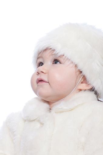 Russisches Baby