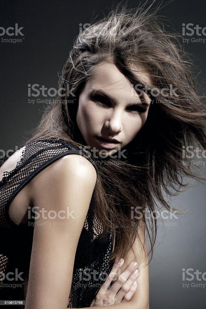 Сексуальный девочка русский