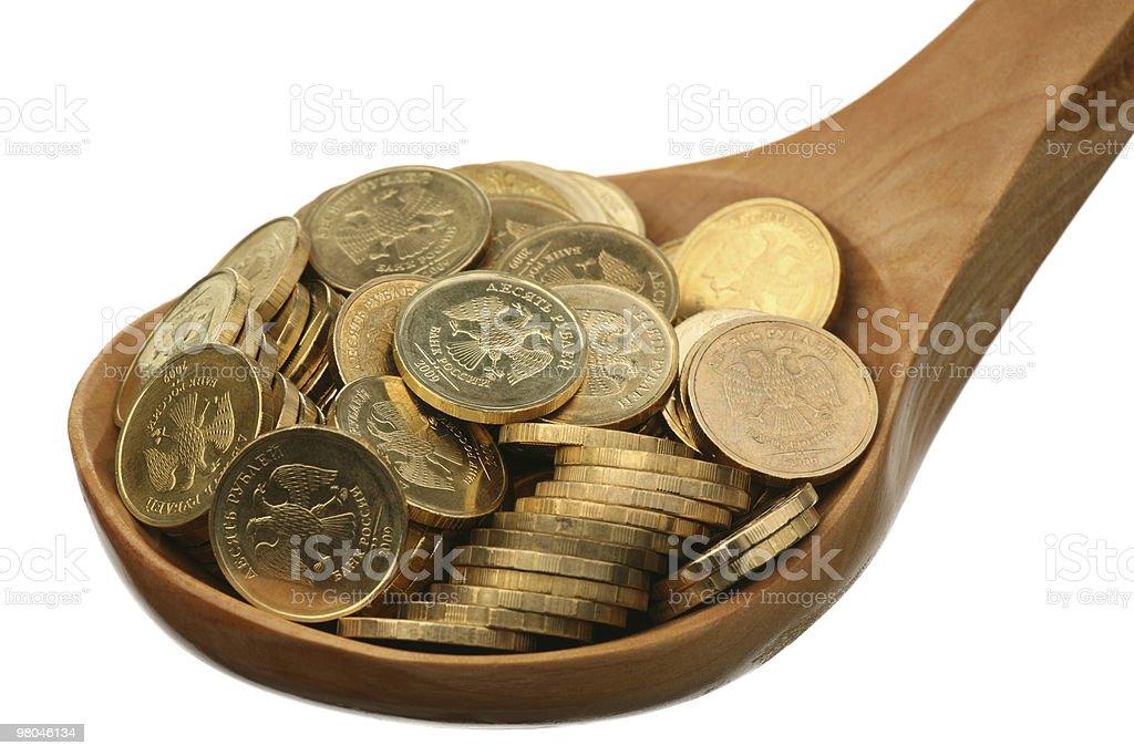 텍사스식 동전 royalty-free 스톡 사진
