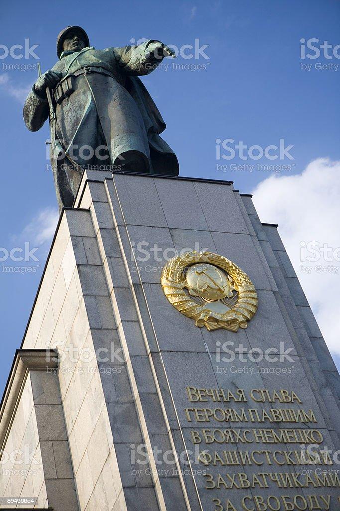 Rosyjski Memorial zbiór zdjęć royalty-free